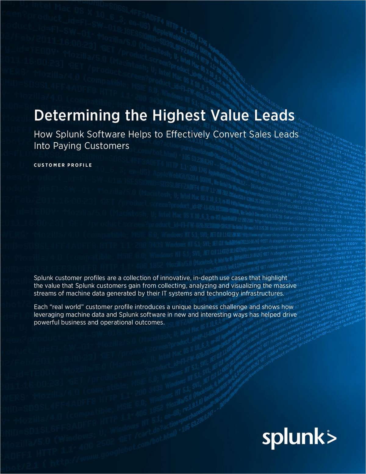 Determining the Highest Value Leads