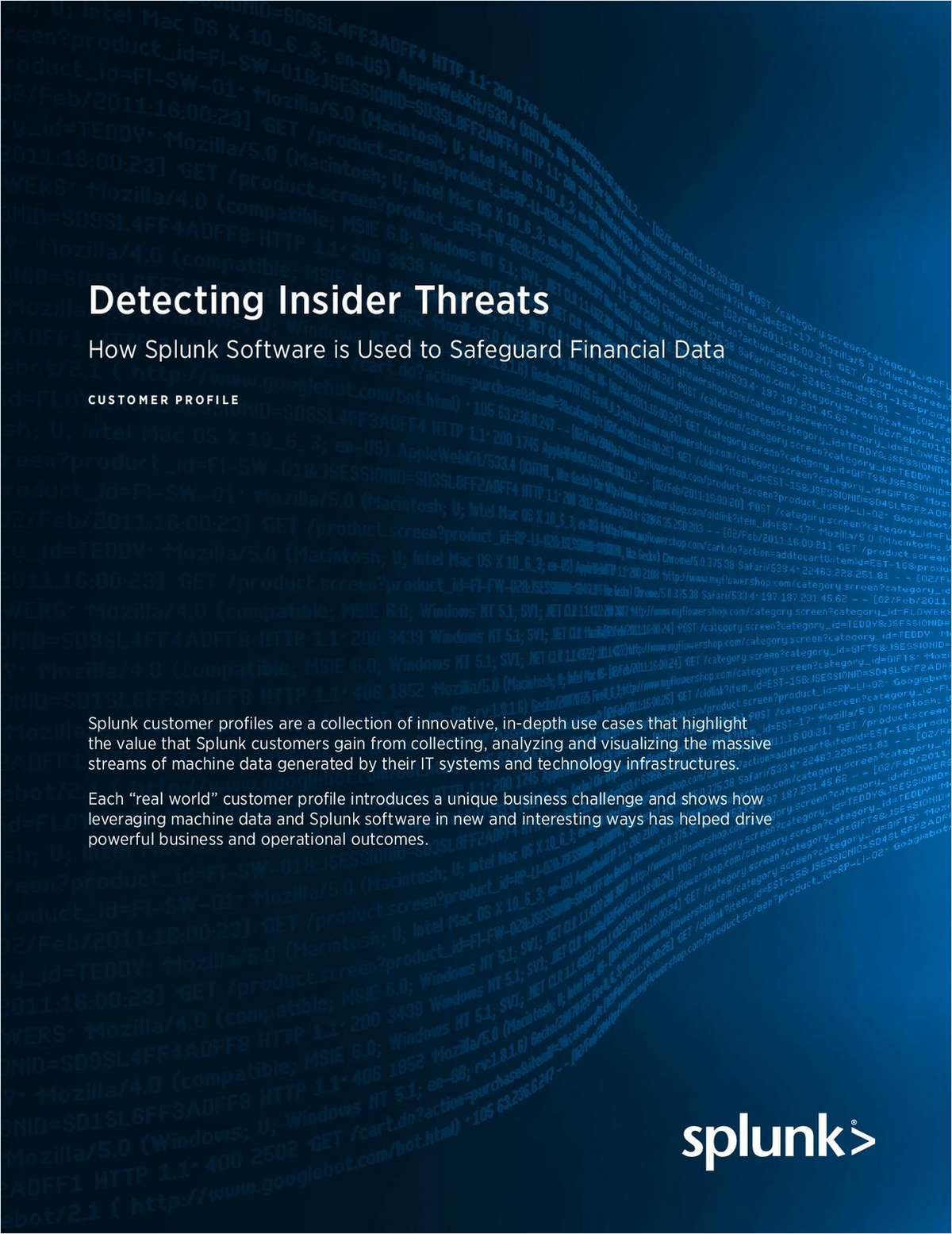 Detecting Insider Threats