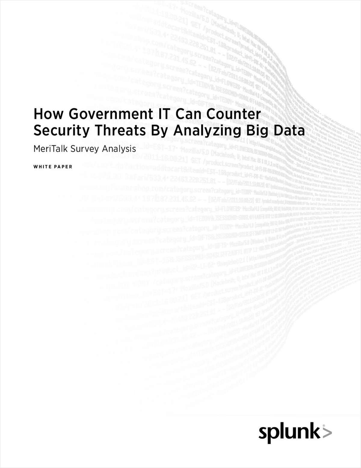 How Government IT Can Counter Security Threats By Analyzing Big Data
