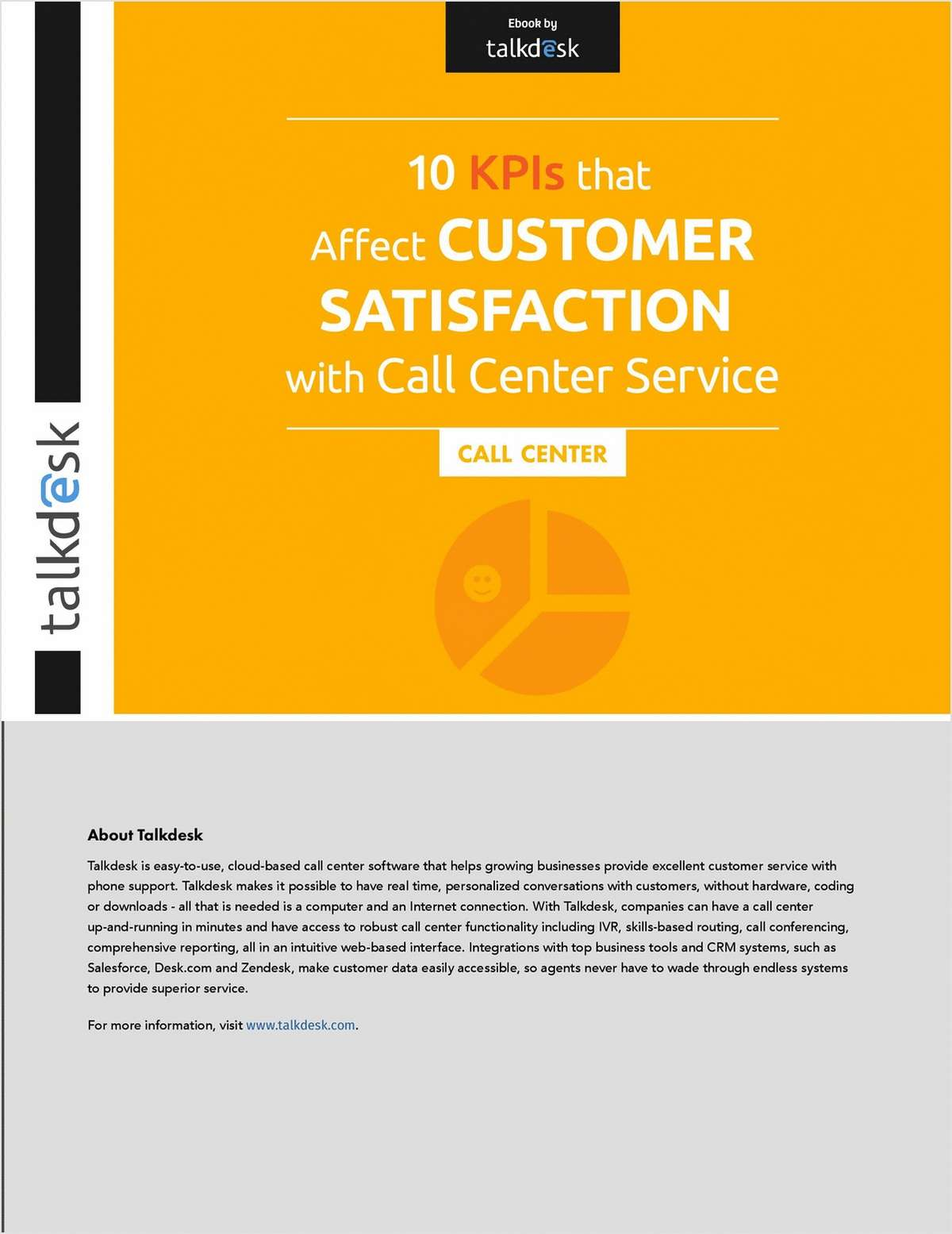 10 KPIs That Affect Customer Satisfaction with Call Center Service