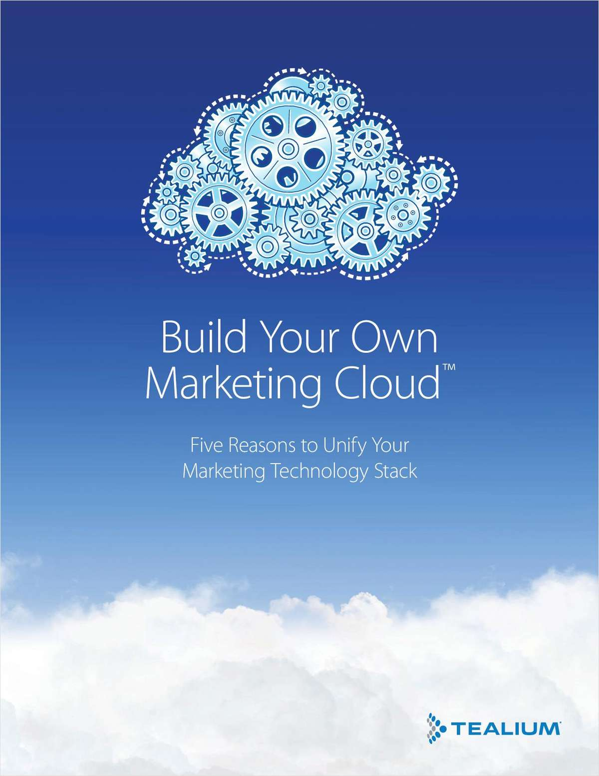 Build Your Own Marketing Cloud™