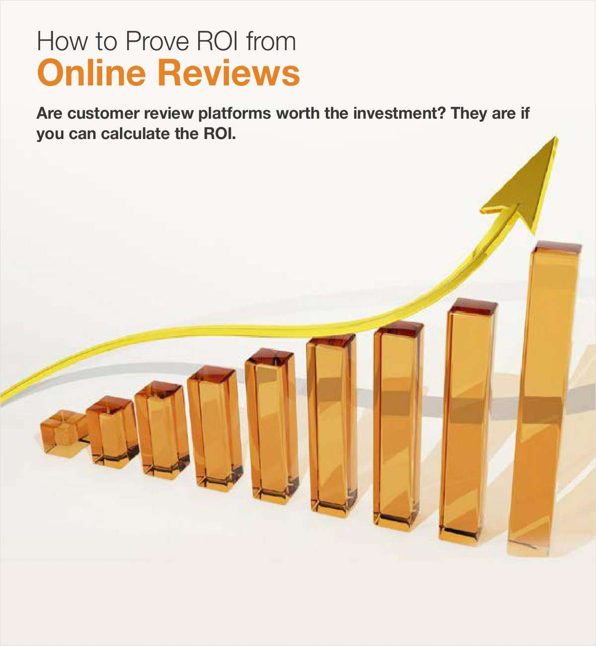 Best Practices to Prove ROI from Online Reviews