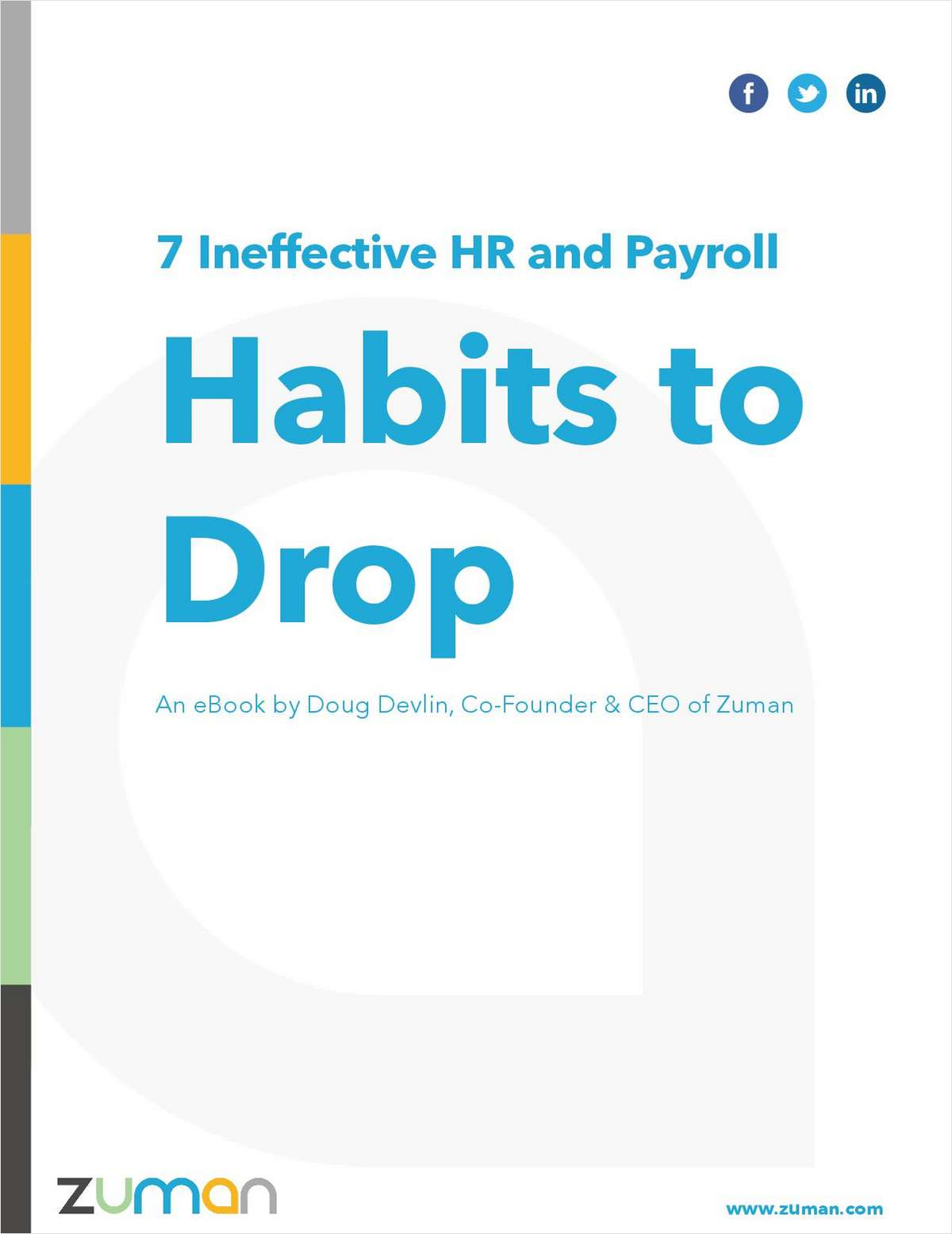 7 Ineffective HR and Payroll Habits to Drop