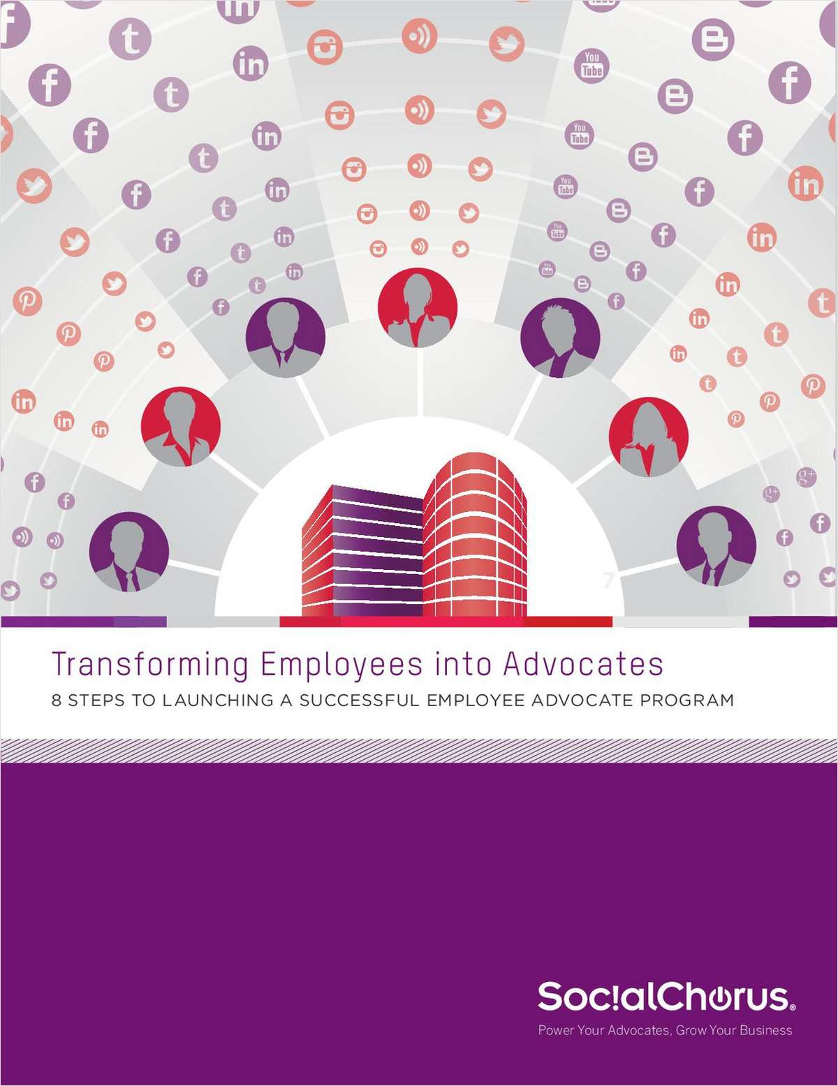 8 Steps to Launching a Successful Employee Advocate Program