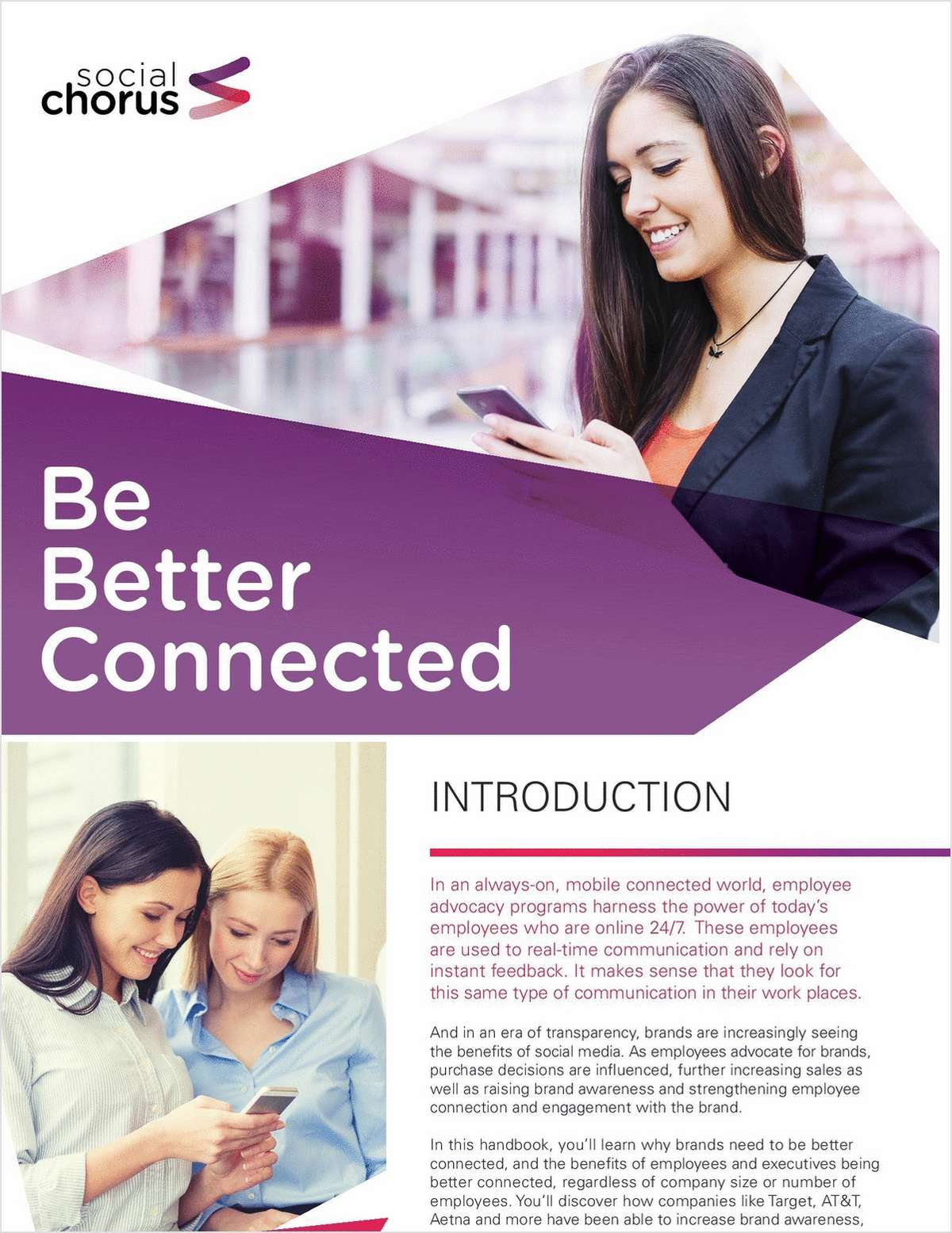 Be Better Connected