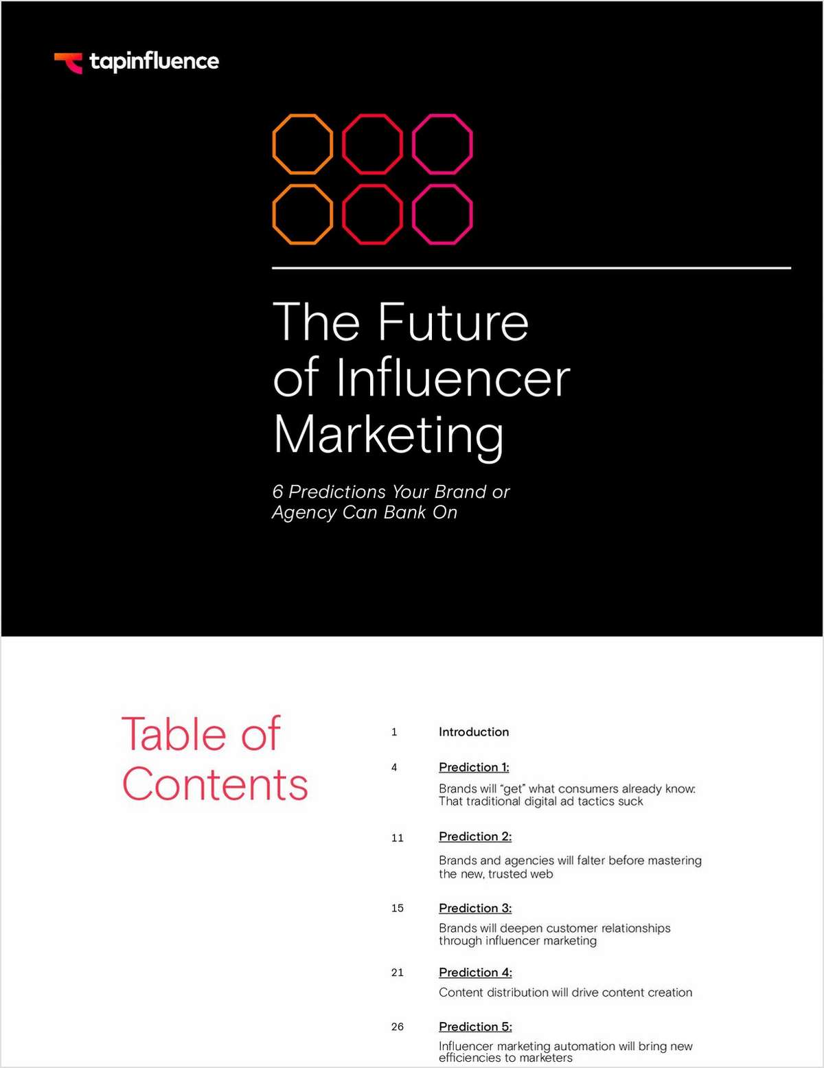 The Future of Influencer Marketing: 6 Predictions Your Brand or Agency Can Bank On