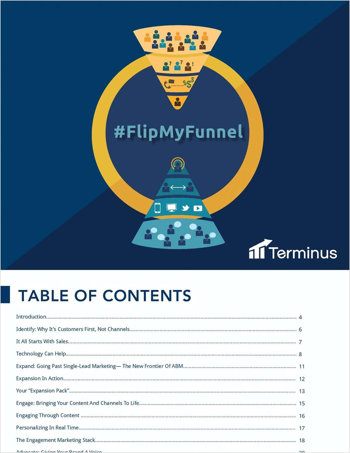 Flip My Funnel - Guide To B2B Account Based Marketing