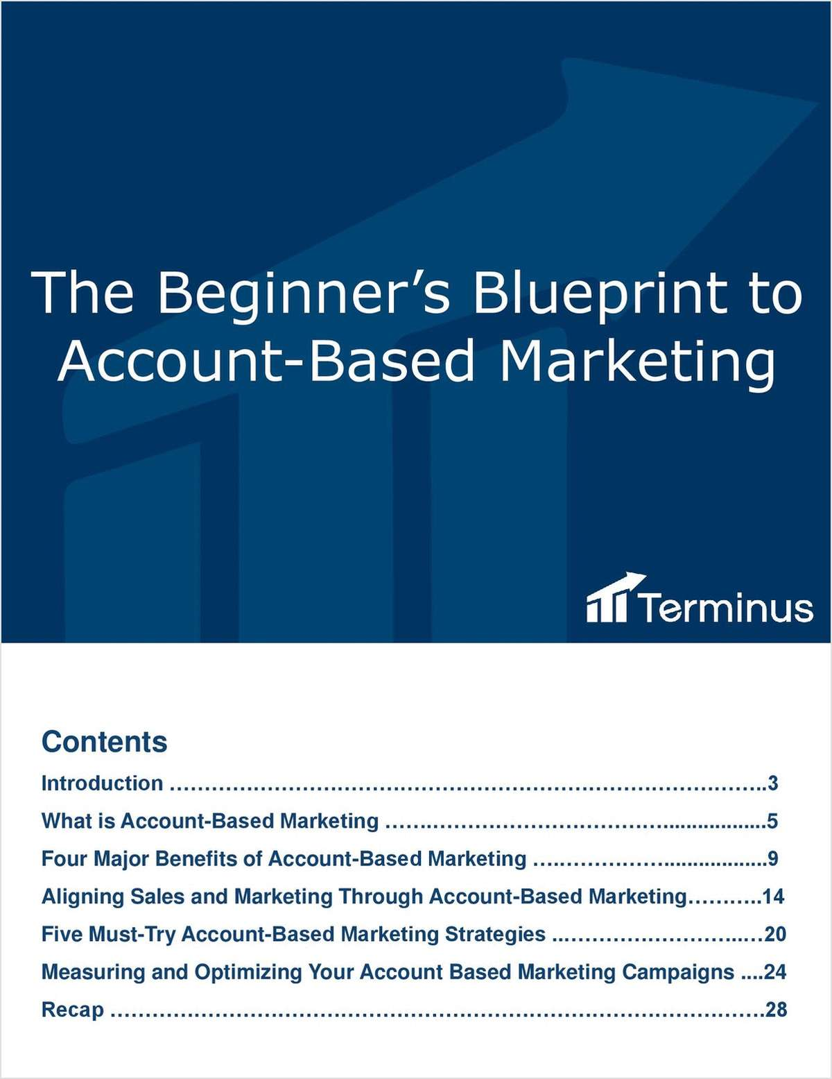 The beginners blueprint to account based marketing free terminus the beginners blueprint to account based marketing free terminus ebook malvernweather Images
