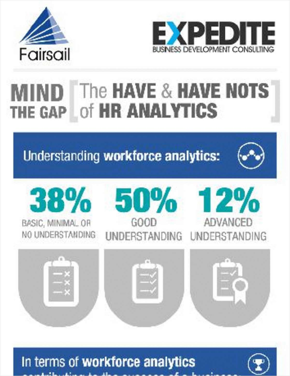 Mind the Gap: The have and have nots of HR analytics