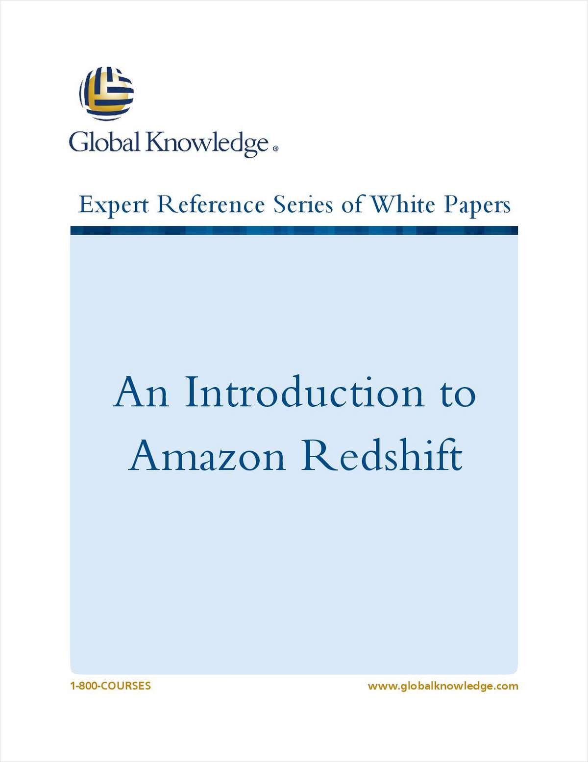 An Introduction to Amazon Redshift