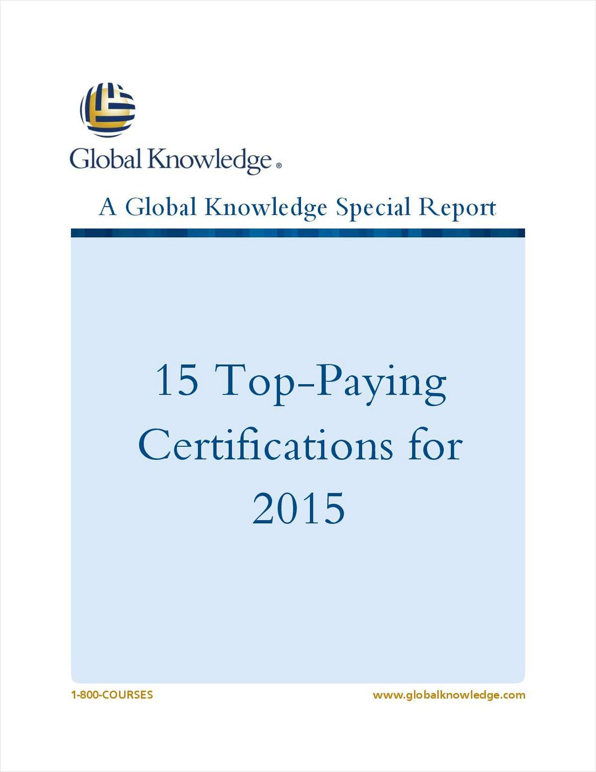15 Top-Paying Certifications for 2015