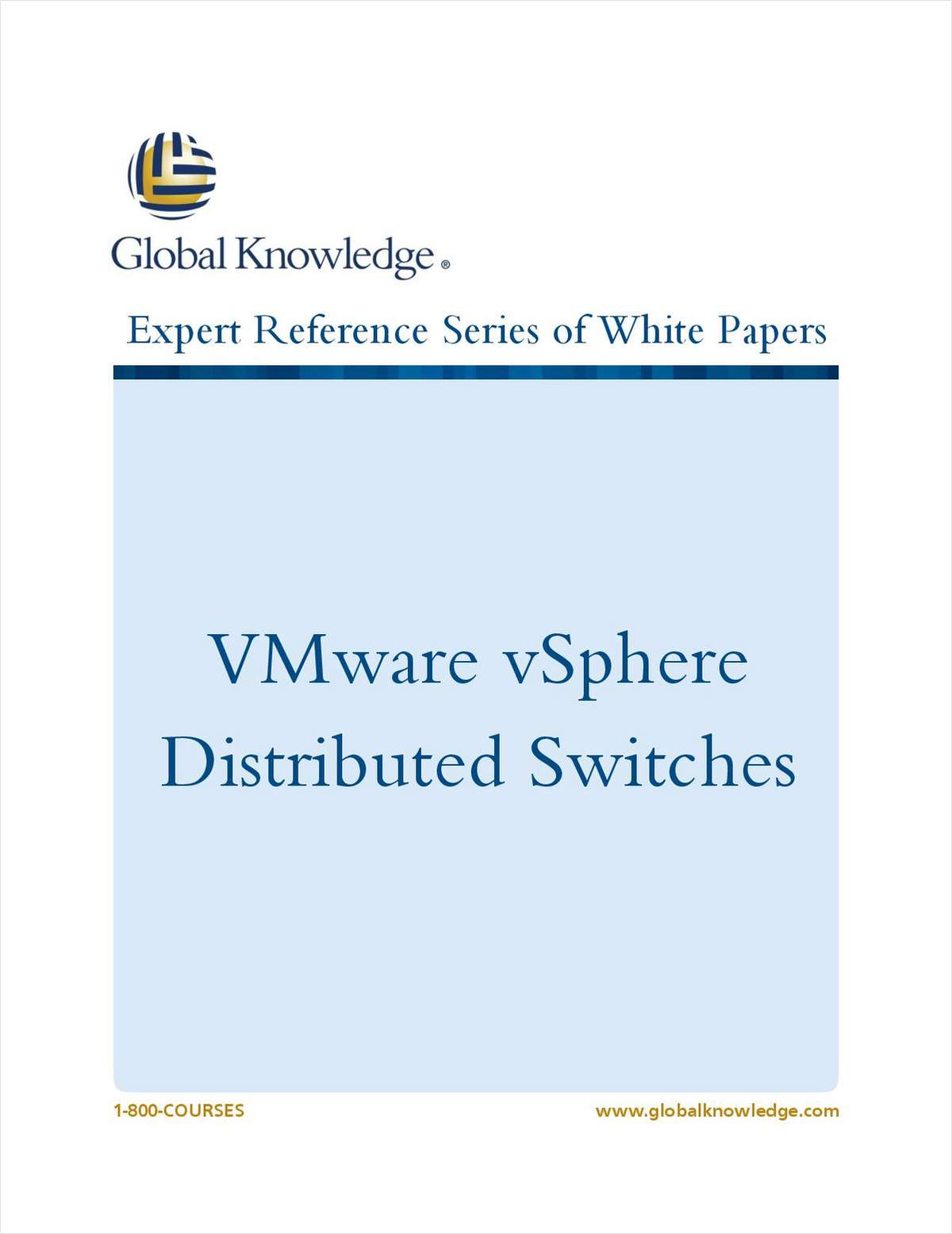 VMware vSphere Distributed Switches