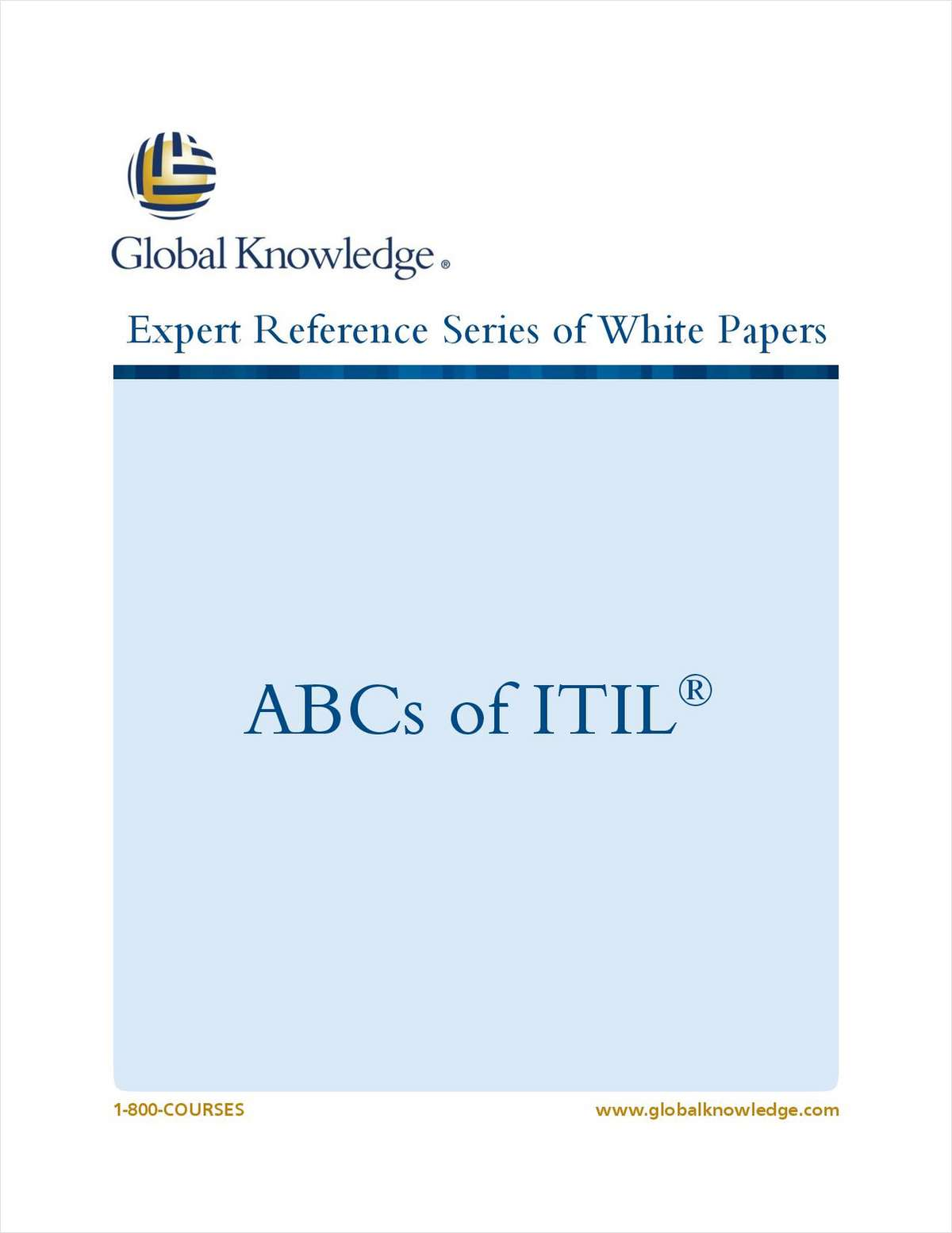 ABCs of ITIL®