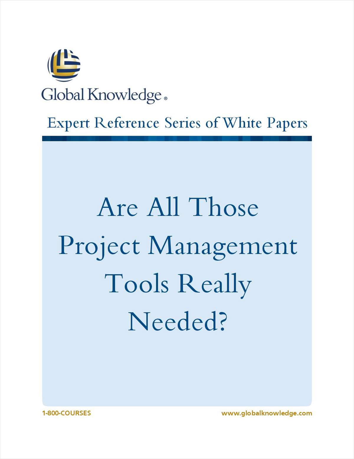 Are All Those Project Management Tools Really Needed?