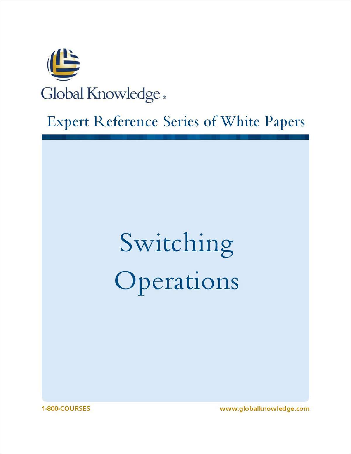 Switching Operations
