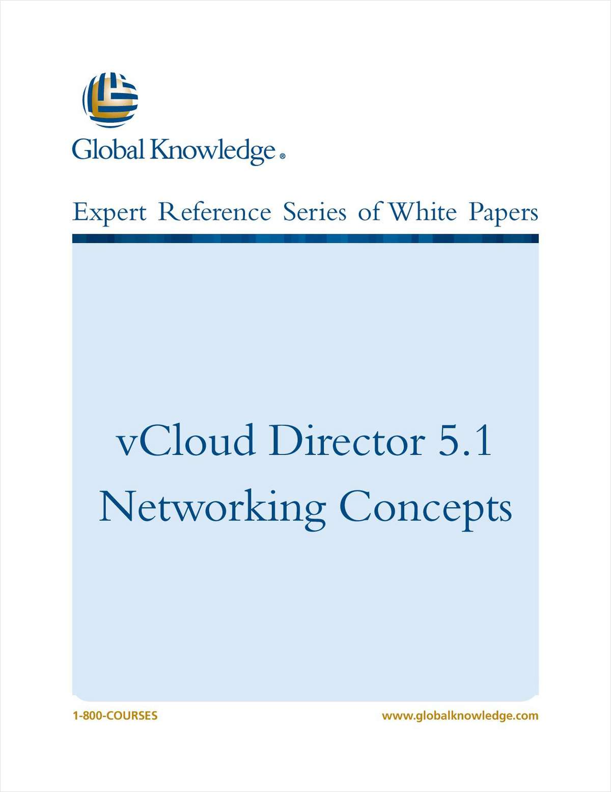 vCloud Director 5.1 Networking Concepts
