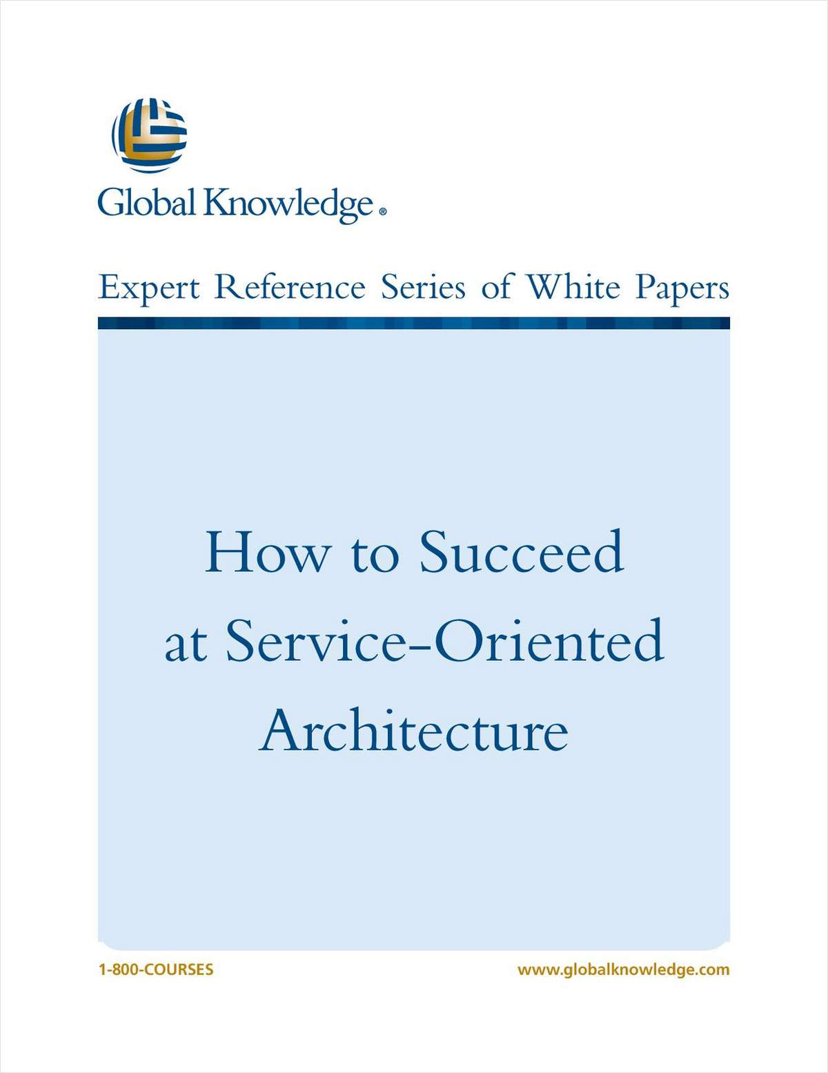 How to Succeed at Service-Oriented Architecture