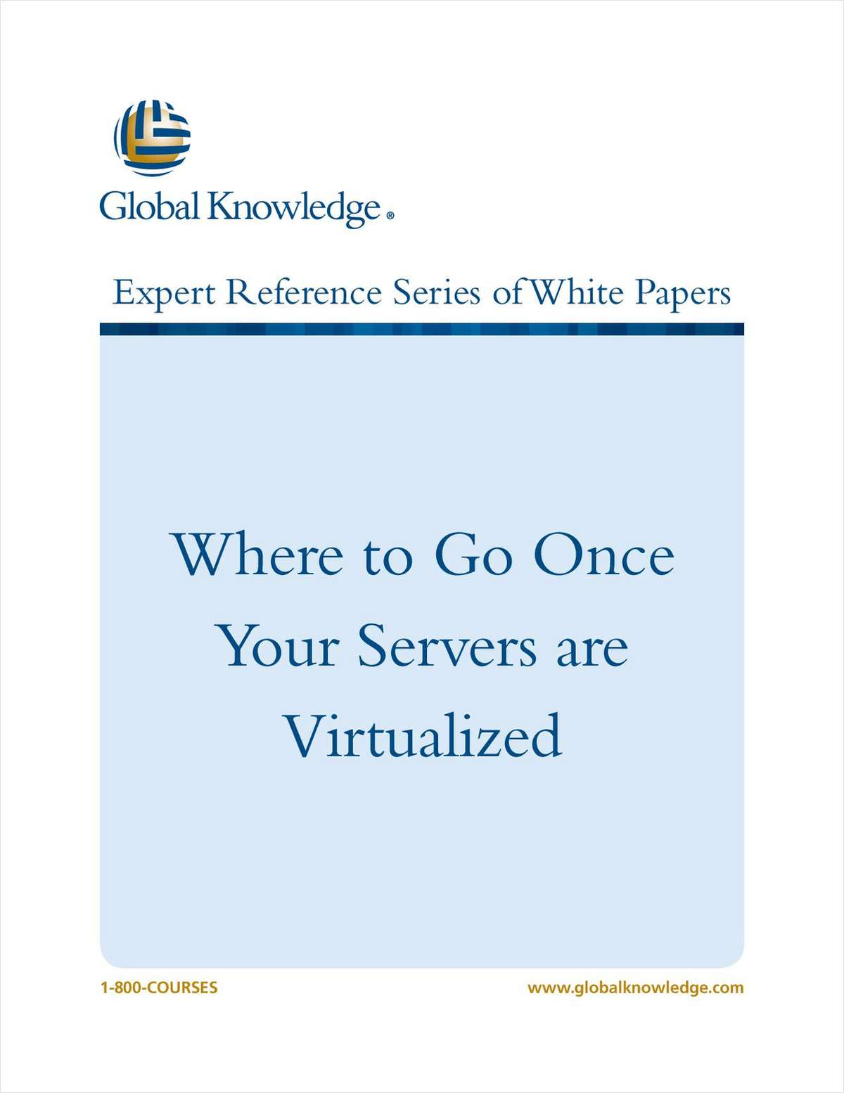 Where to Go Once Your Servers Are Virtualized