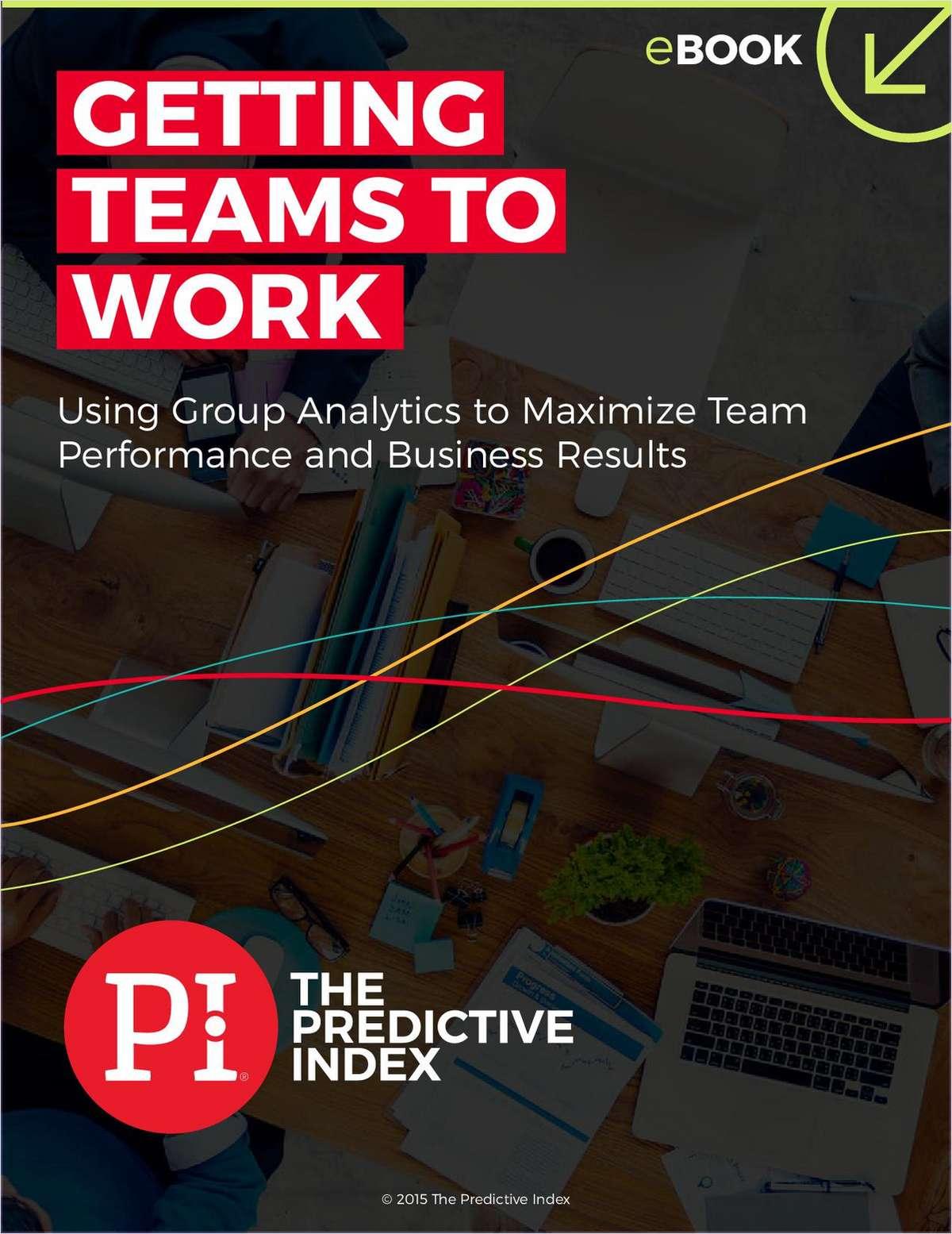 Getting Teams to Work
