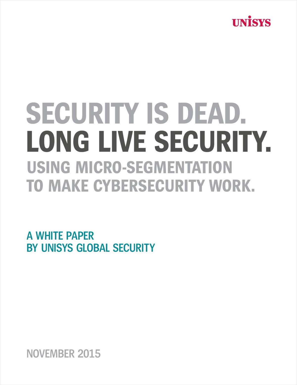Using Micro-Segmentation to Make Cybersecurity Work