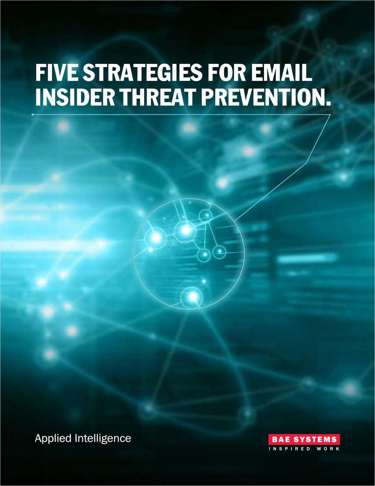 Five Strategies for Email Insider Threat Prevention
