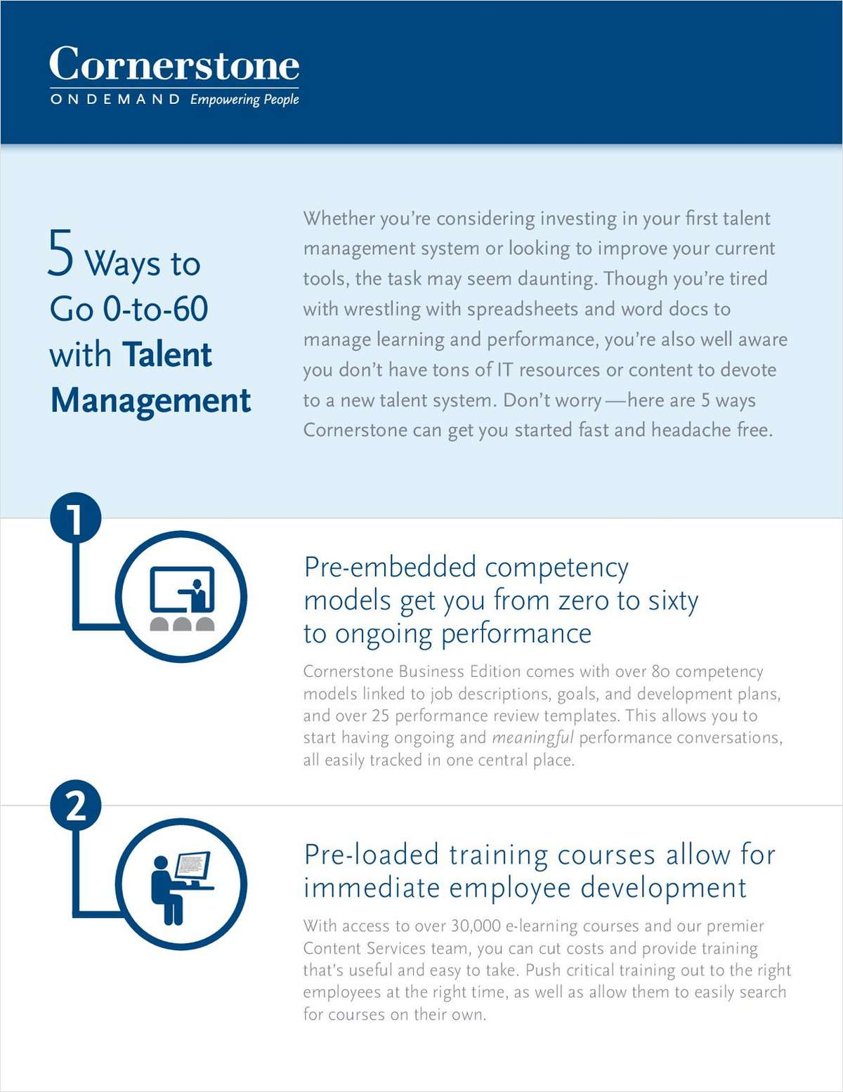 5 Ways to Go 0-to-60 with Talent Management
