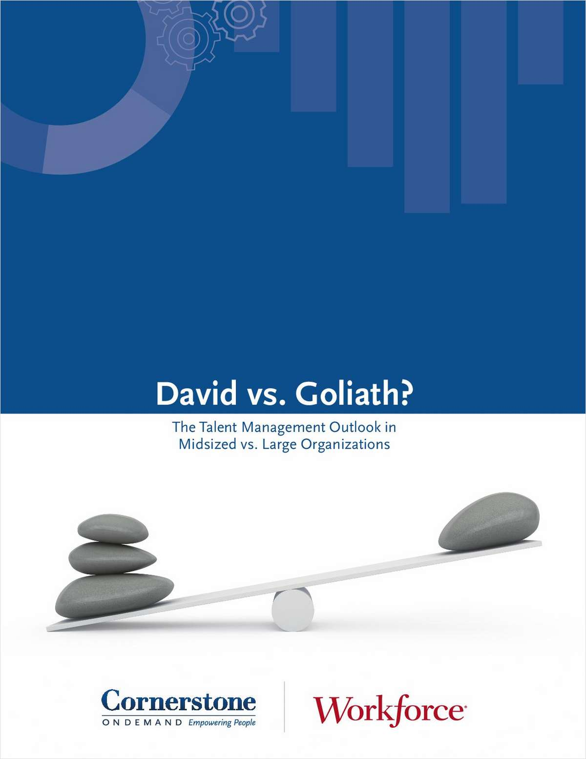 David vs Goliath: The Talent Management Outlook in Midsized vs. Large Organizations