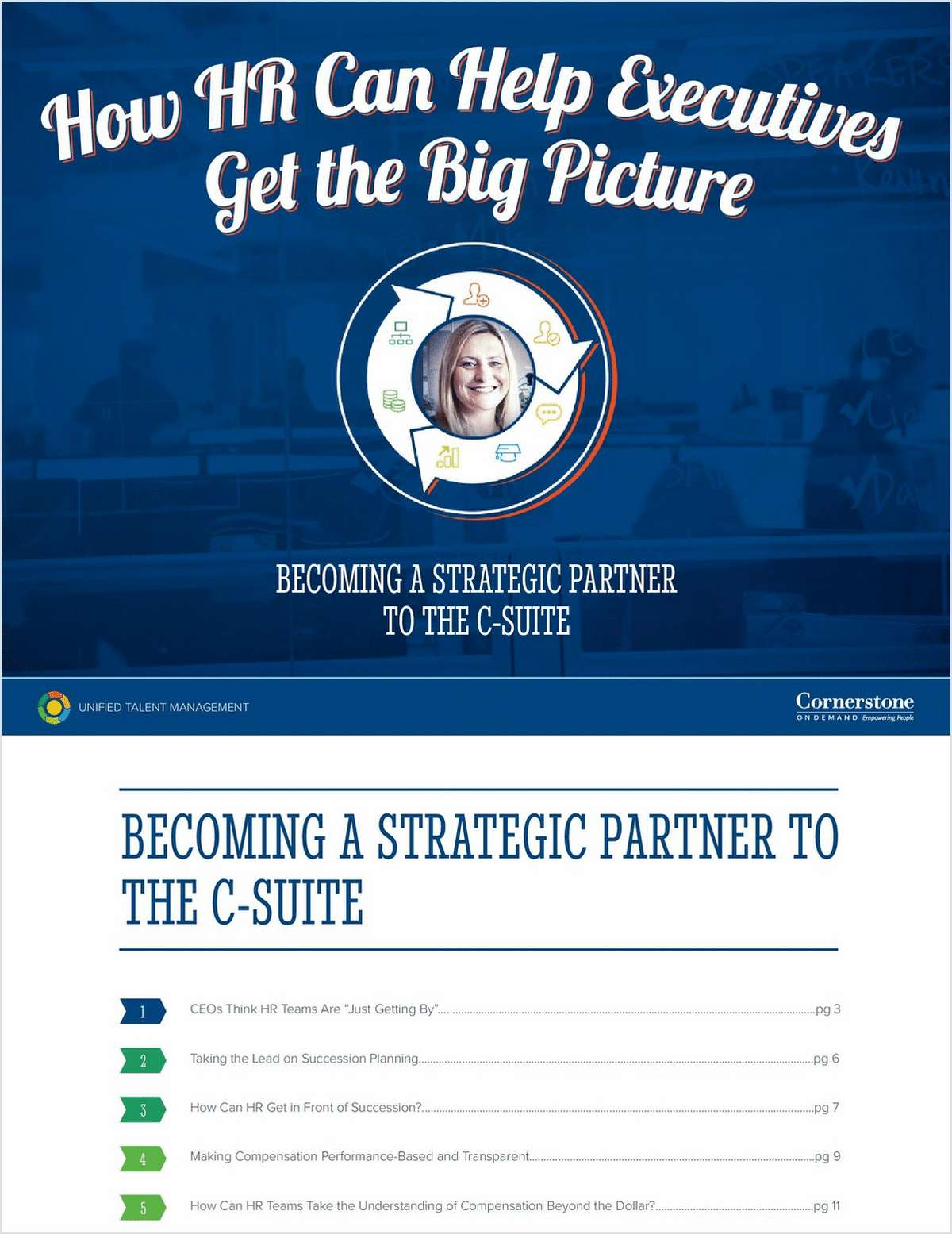 How HR Can Help Executives Get the Big Picture