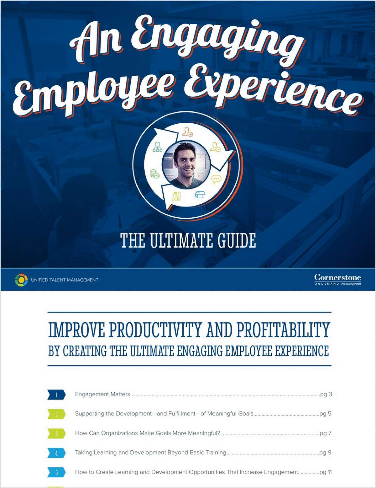 An Engaging Employee Experience – The Ultimate Guide