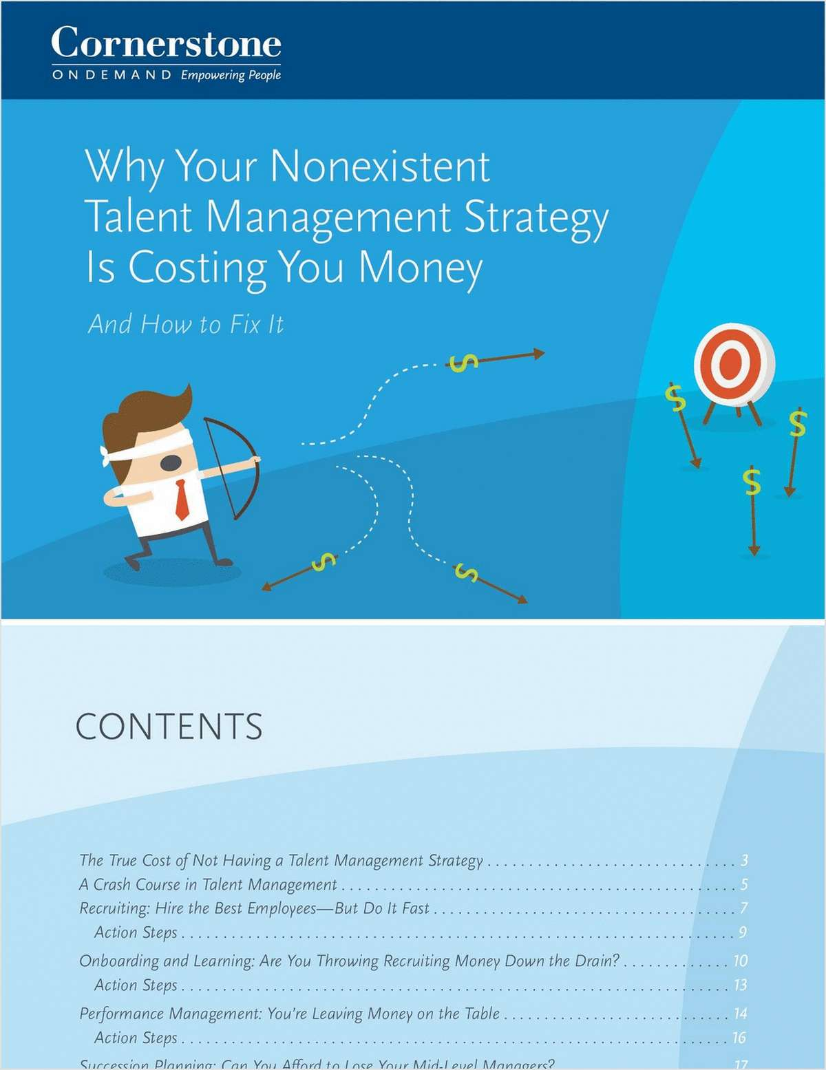 Why Your Nonexistent Talent Management Strategy Is Costing You Money and How to Fix It