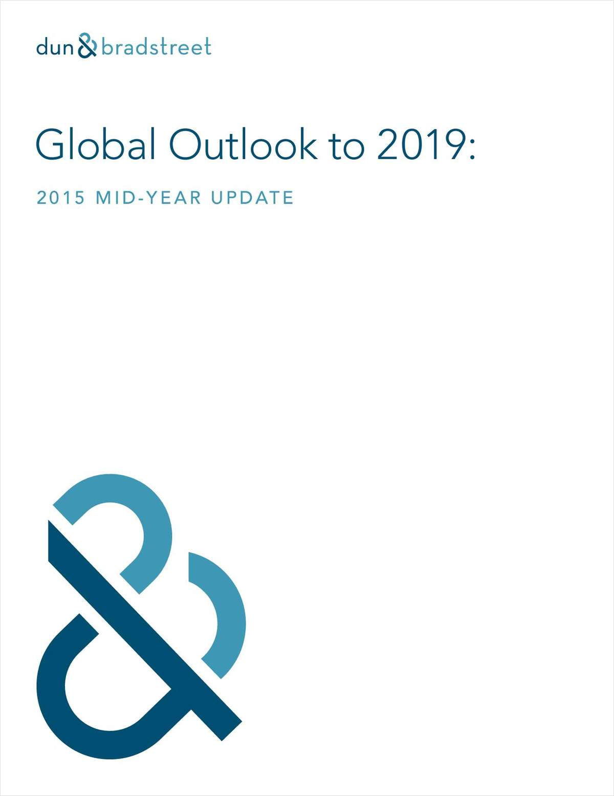 The Future of the Global Economy: A 2015-2019 Analyst View