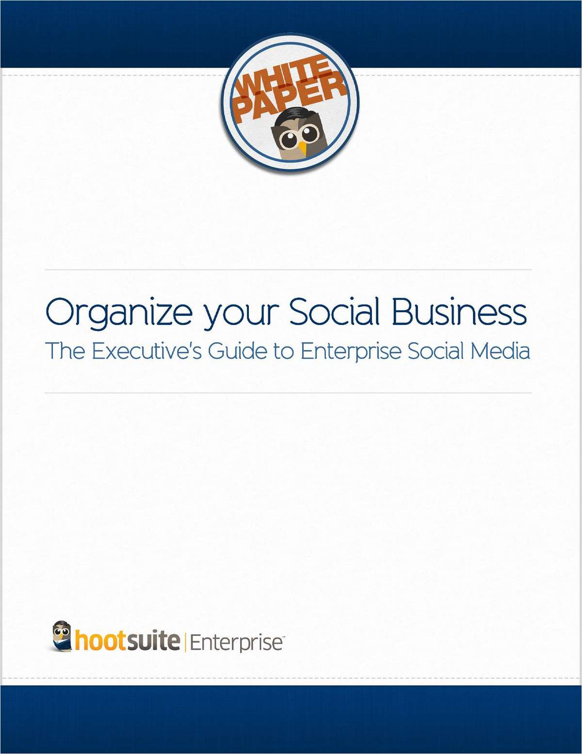 Organize Your Social Business