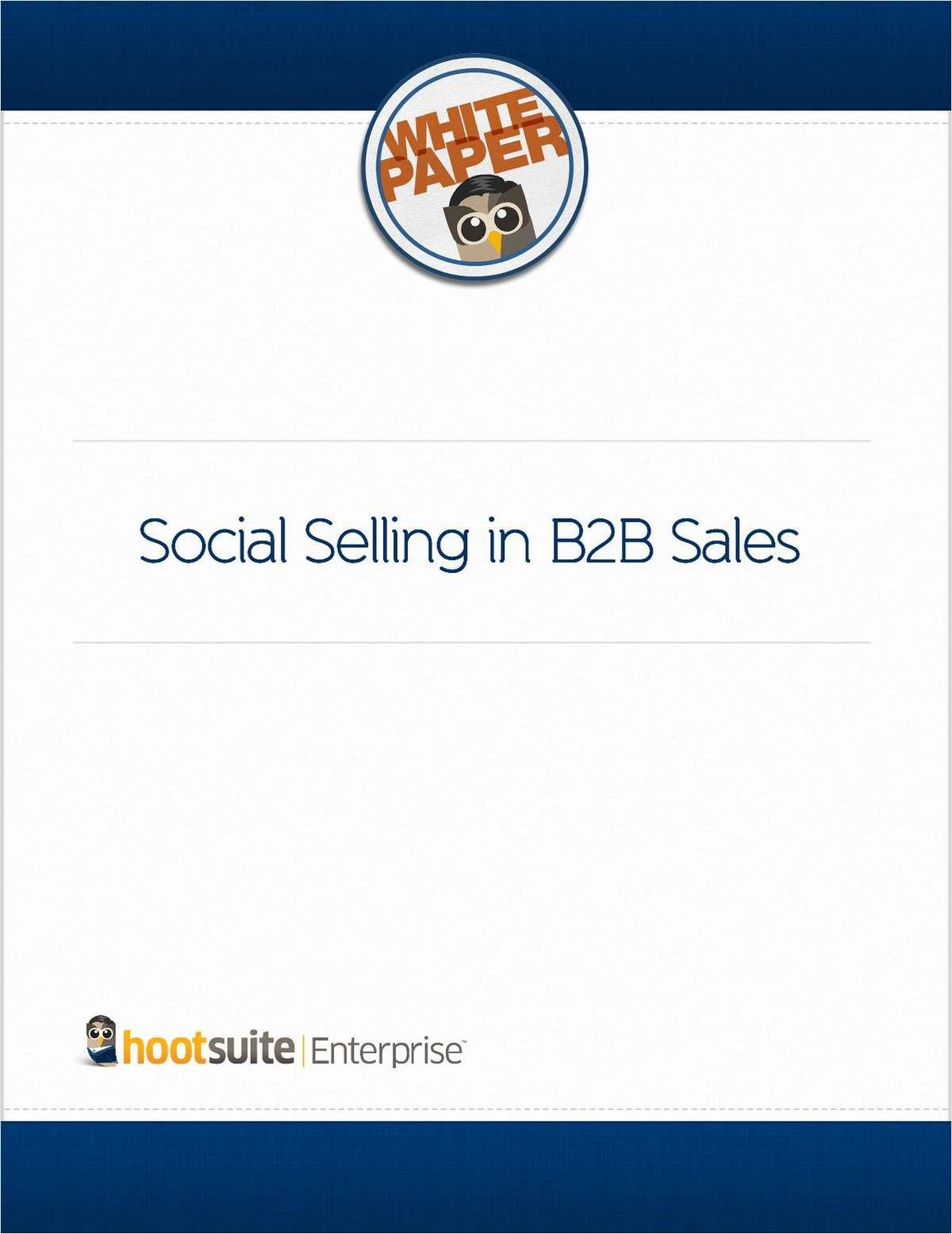 Social Selling in B2B Sales