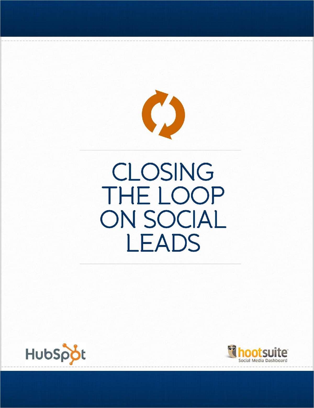 Closing the Loop on Social Leads