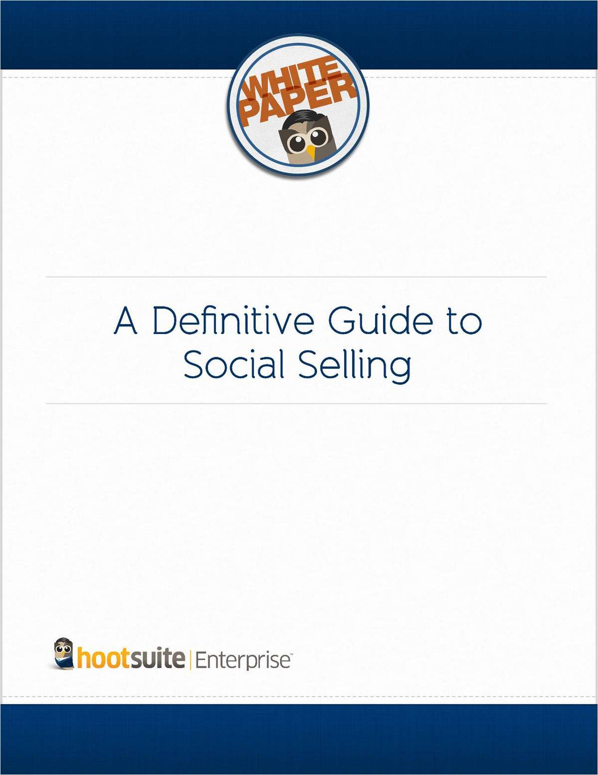 A Definitive Guide to Social Selling