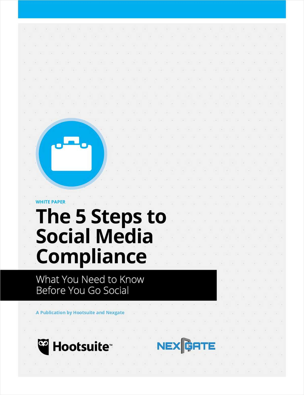 The Five Steps to Social Media Compliance