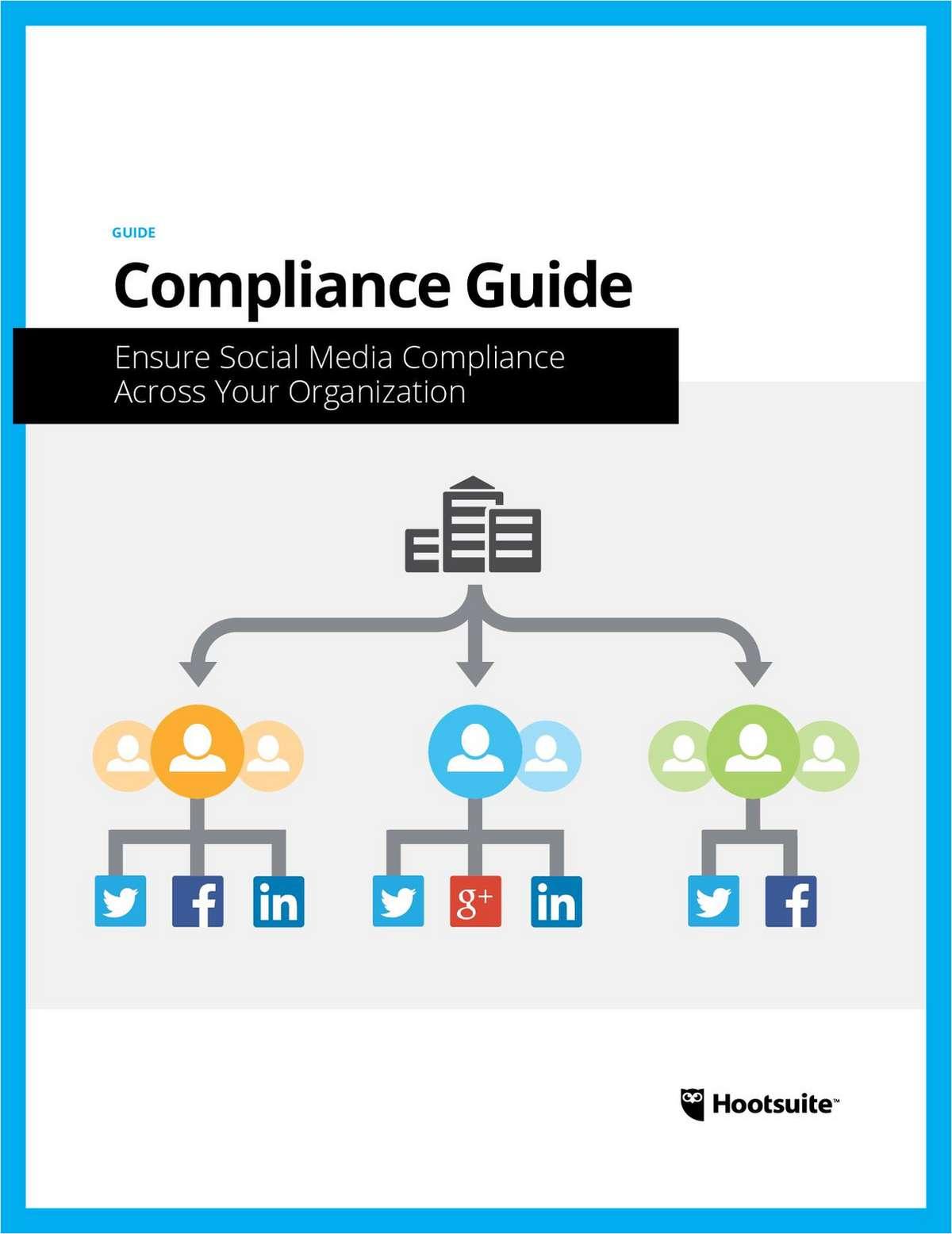 Ensure Social Media Compliance Across Your Organization