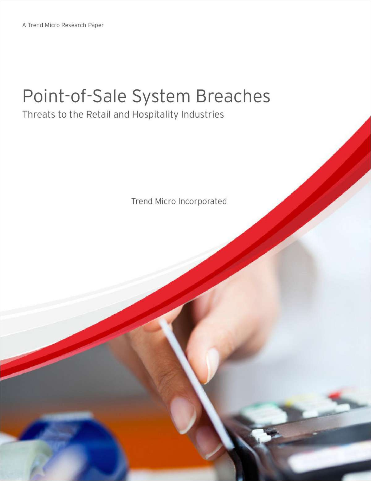 Point-of-Sale System Breaches