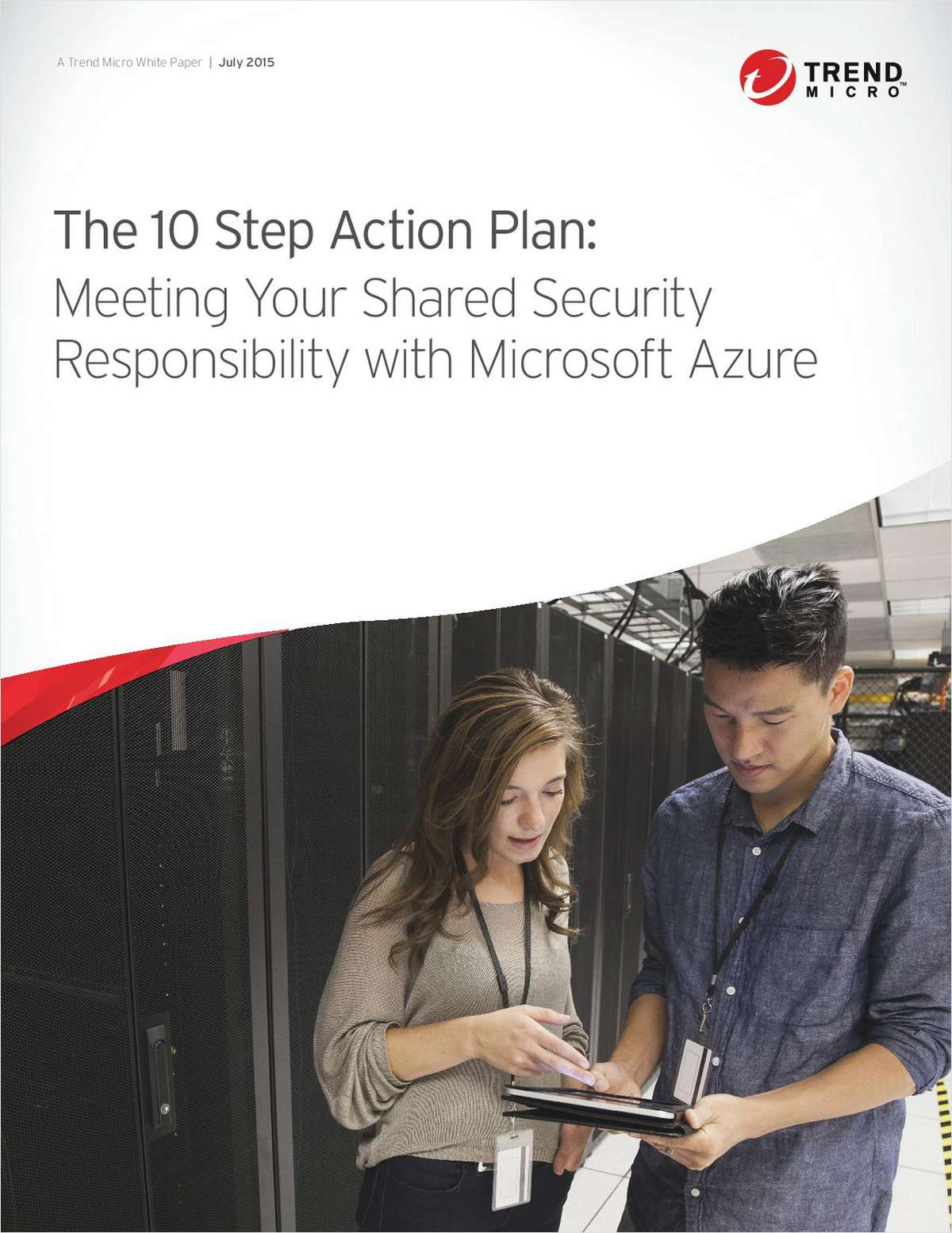 The 10 Step Action Plan: Meeting Your Shared Security Responsibility with Microsoft Azure