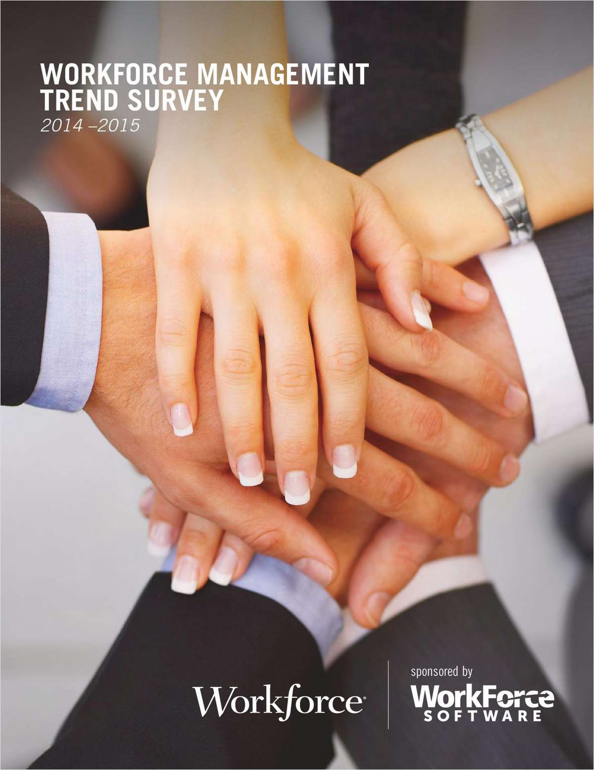 Workforce Management Trends Report 2014 - 2015