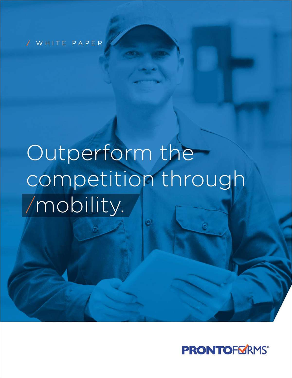 Outperform the Competition Through Mobility