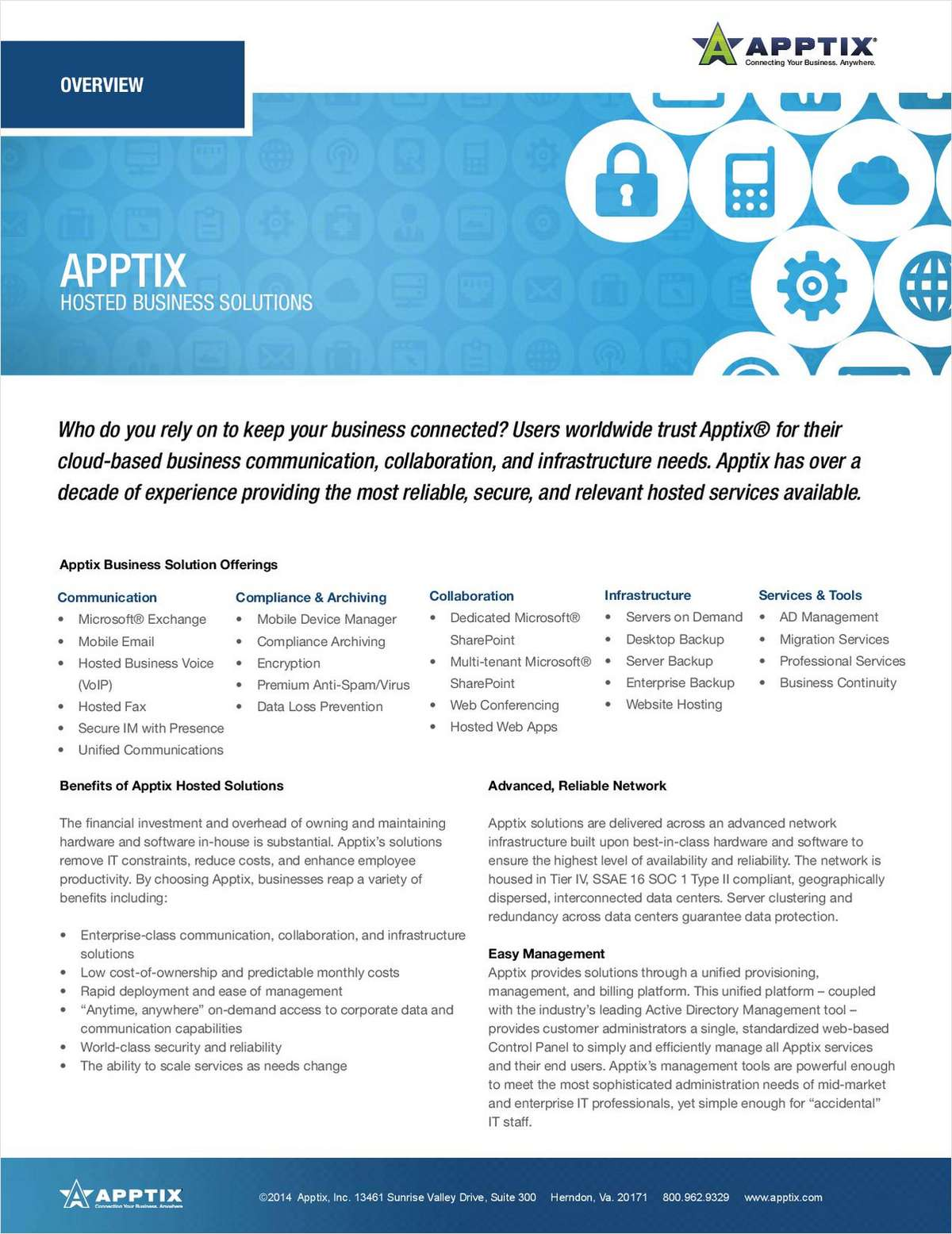 Apptix - Hosted Business Solutions