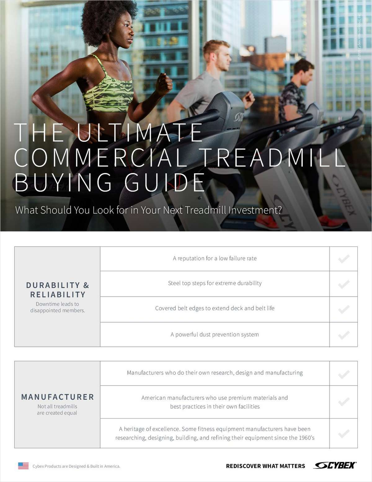 The Ultimate Commercial Treadmill Buying Guide