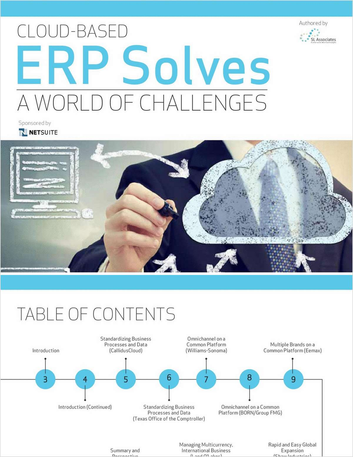 Boost Your IT Efficiency and Effectiveness with NetSuite OneWorld Cloud Solutions
