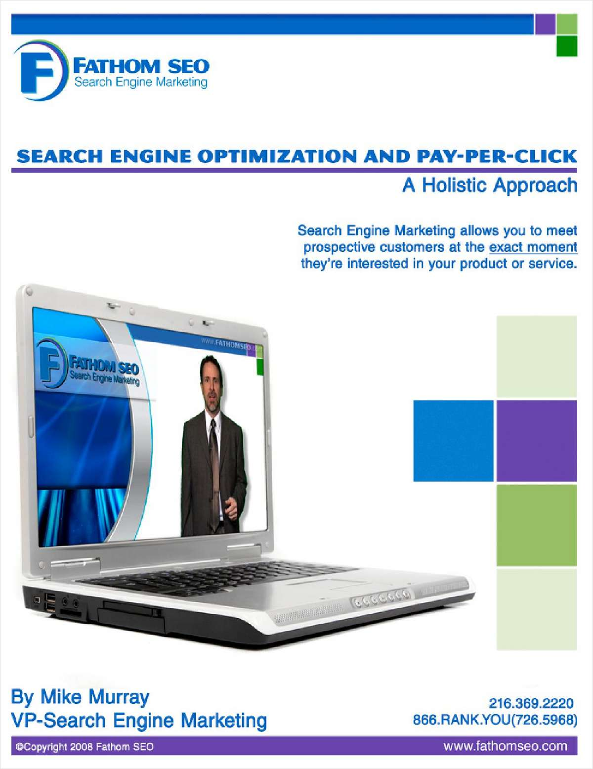 Search Engine Optimization and Pay-Per-Click: A Holistic Approach