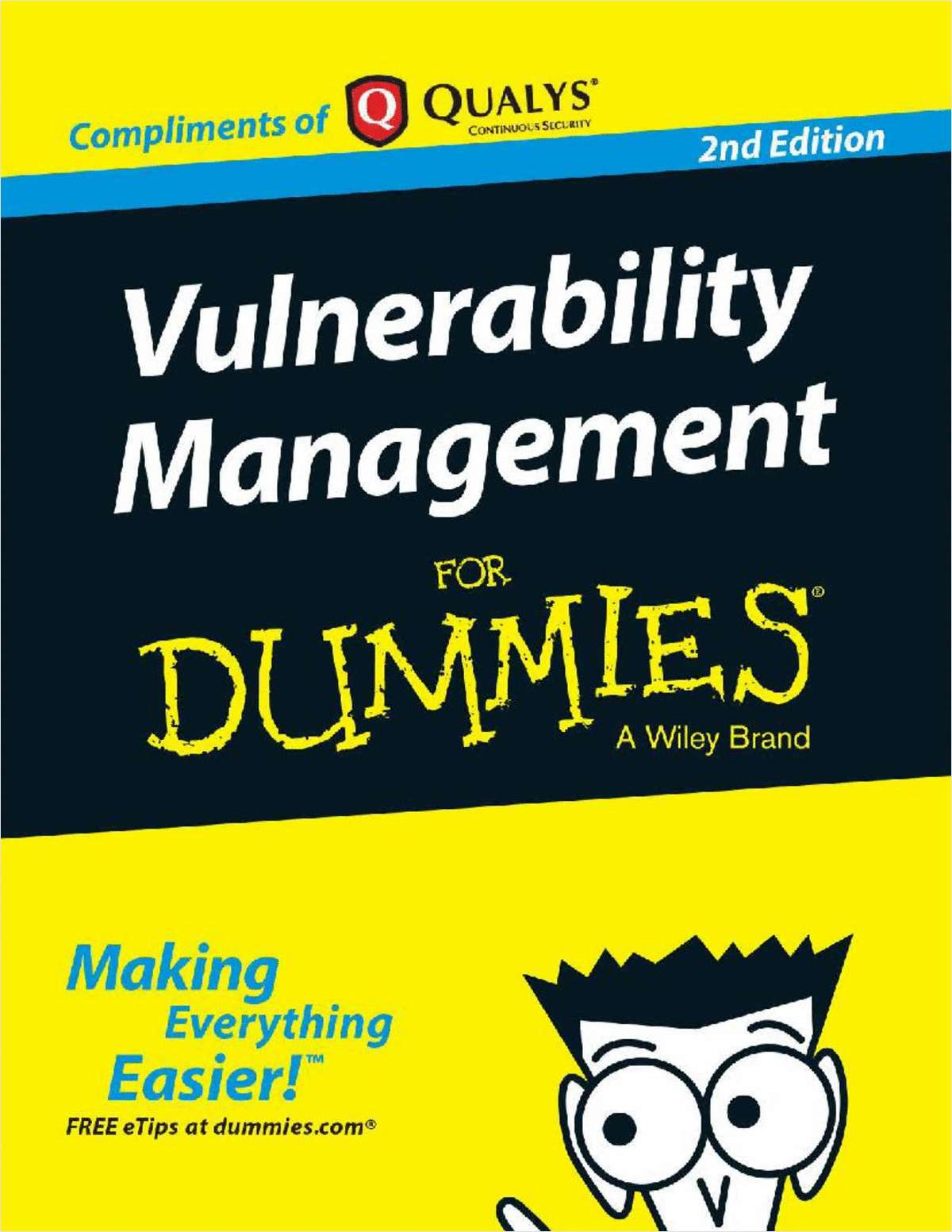 Vulnerability Management for Dummies, 2nd Edition