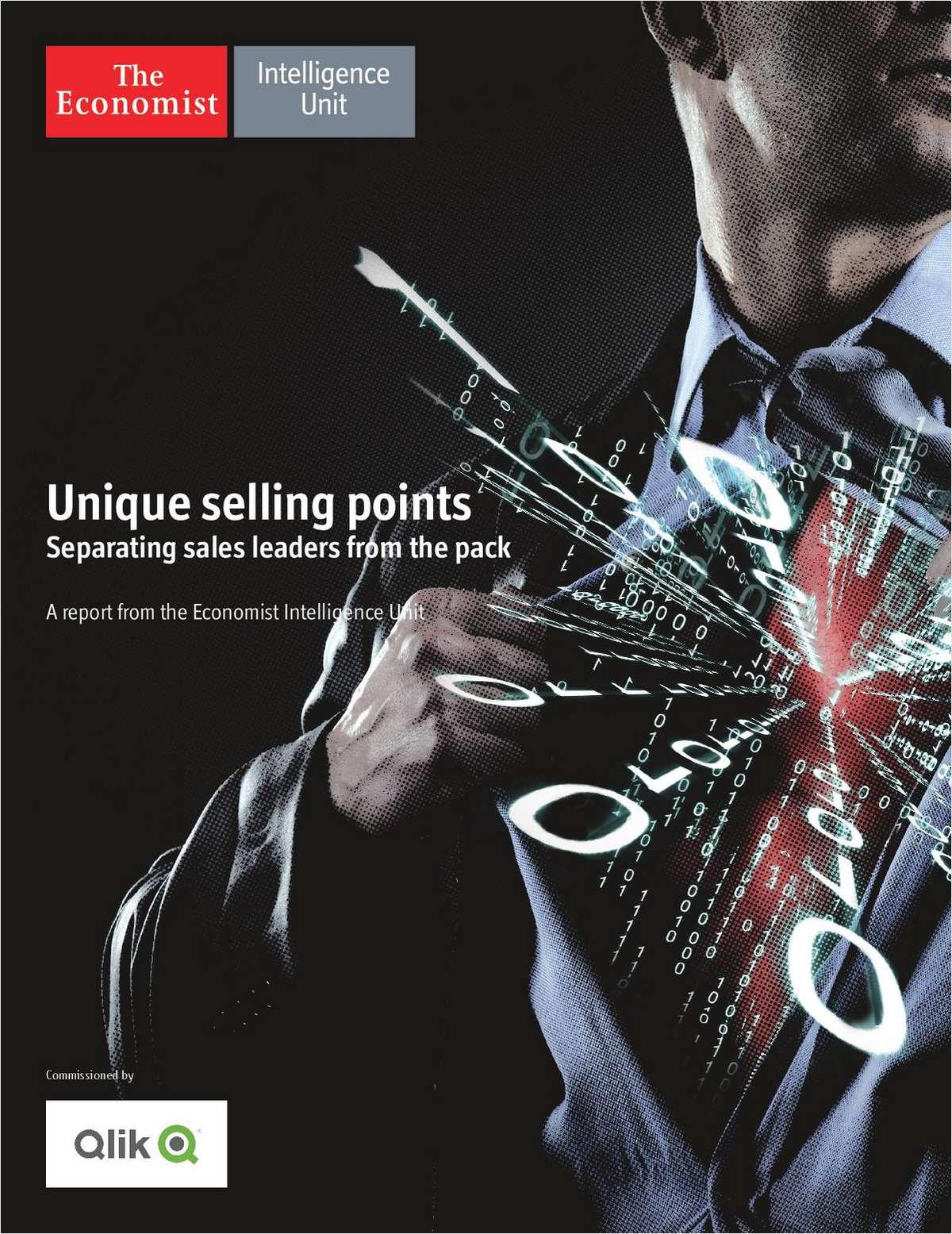 The Economist Intelligence Unit: Unique Selling Points