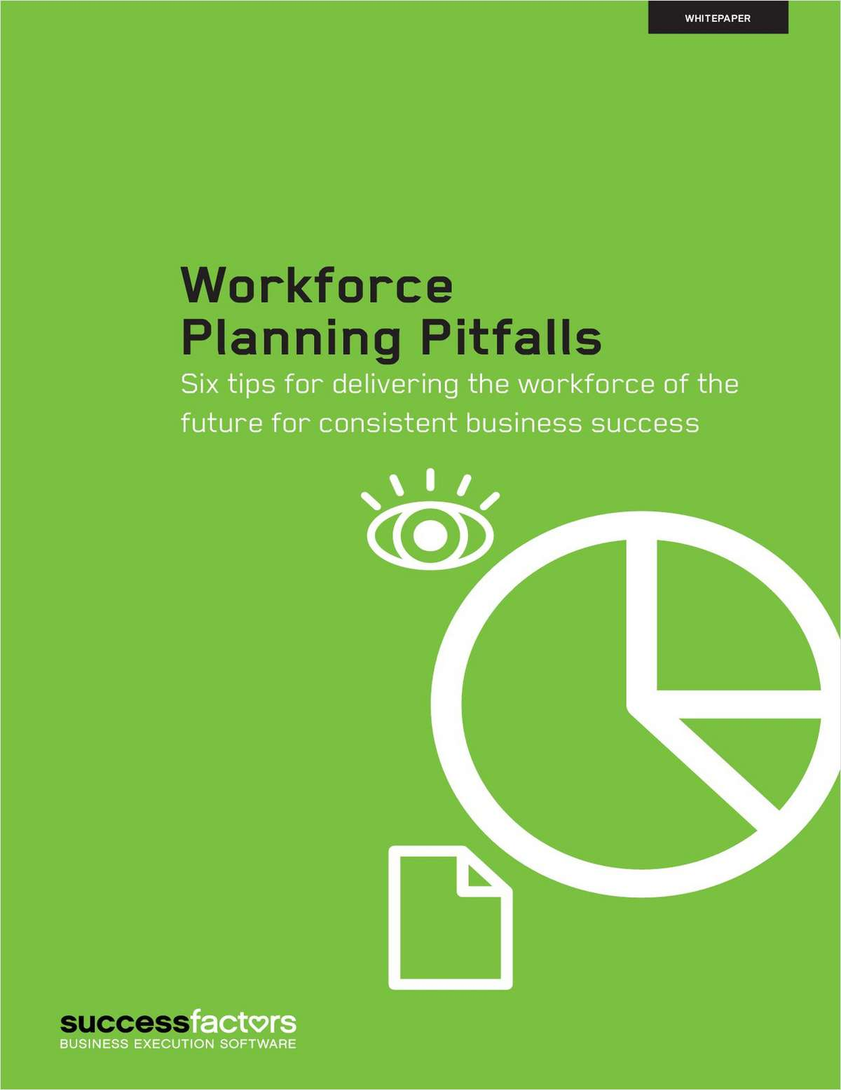 Workforce Planning Pitfalls