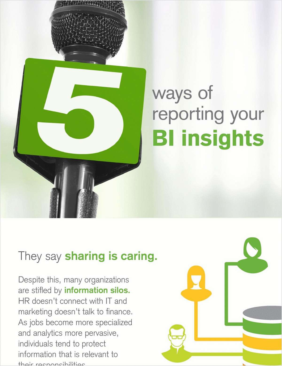 5 Ways of Reporting Your BI Insights