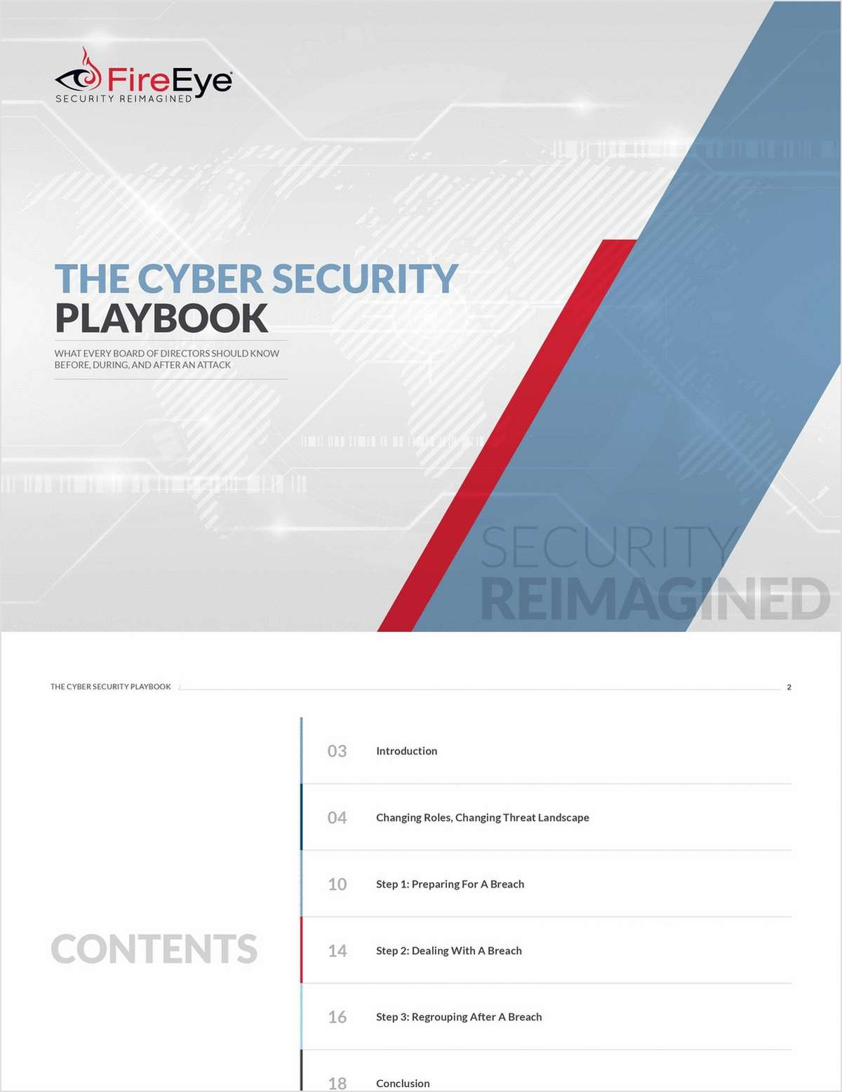 The Cyber Security Playbook: What Every Board Of Directors Should Know Before, During, And After An Attack.